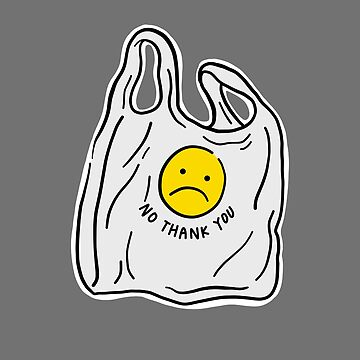 Say no to plastic bags by michellestam