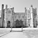 highcliffe castle  by marxbrothers