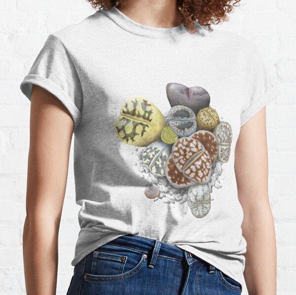 Lithops Cluster (No Labels) Classic T-Shirt