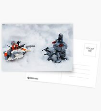 Hoth Postcards