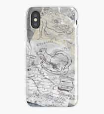 Dreaming of Dragons Sketchbook iPhone Case