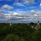 On Top of Tikal by HeatherEllis