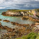 Rhoscolyn Bay Anglesey by Adrian Evans