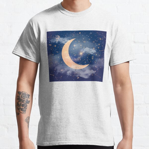 Nerdy Space Classic T-Shirt