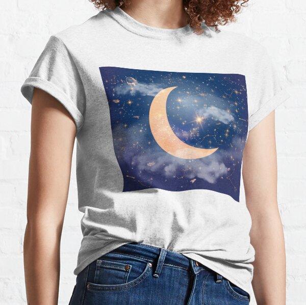Nerdy Space Classic T-Shirt