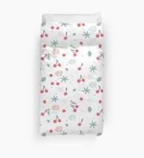 Cute Cherries Duvet Cover