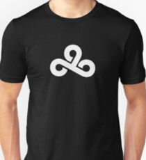 Cloud9 Logo White Unisex T-Shirt