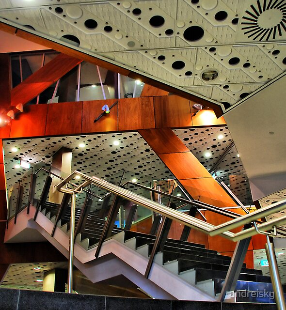 UNSW Faculty of Law. Interior II by andreisky