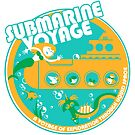 Submarine Voyage (classic colors) by clockworkmonkey