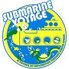 Submarine Voyage (bright colors) by clockworkmonkey