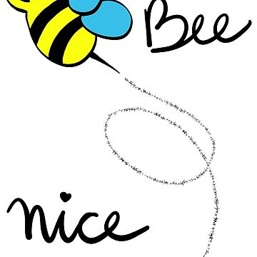 Bee Nice - light apparel by poomshanka