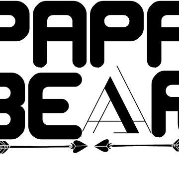 papa bear by amroug2018