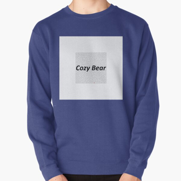 Cozy Bear, Advanced persistent threat, Cyberespionage, cyberwarfare, Spearphishing, malware, #CozyBear, #AdvancedPersistentThreat, #Cyberespionage, #cyberwarfare, #Spearphishing, #malware Pullover Sweatshirt