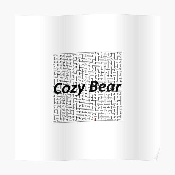 Cozy Bear, Advanced persistent threat, Cyberespionage, cyberwarfare, Spearphishing, malware, #CozyBear, #AdvancedPersistentThreat, #Cyberespionage, #cyberwarfare, #Spearphishing, #malware Poster