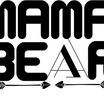 mama bear by amroug2018