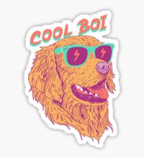 Cool Boi Sticker