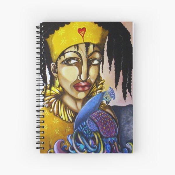 Ochun Spiral Notebook