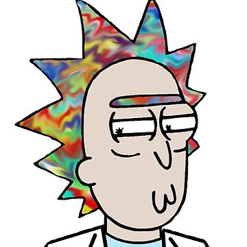 Trippy Rick  by Debo05