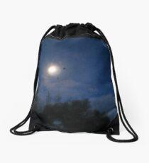 Night - Through The Viewfinder Drawstring Bag