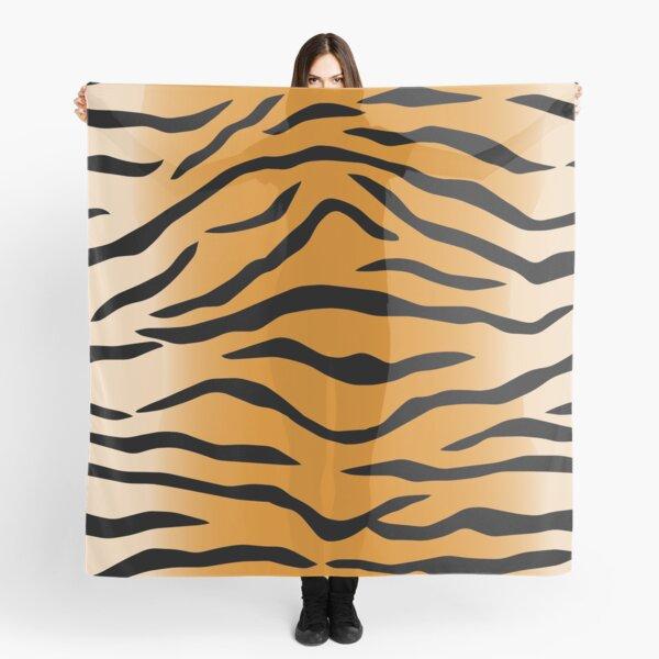 Tiger Stripes Scarf