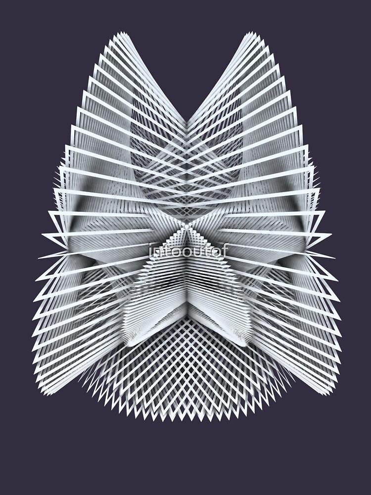 Generative Rorschach 04 by intooutof