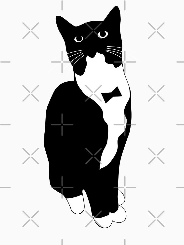 Tuxedo Cat Meme by JFuentez