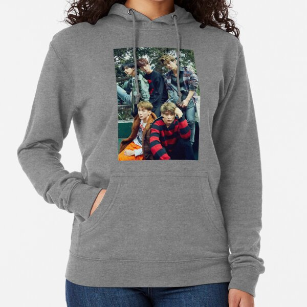 SHINee TELL ME WHAT TO DO Lightweight Hoodie