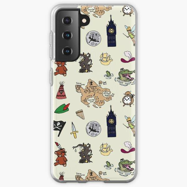Peter Pan Samsung Galaxy Soft Case