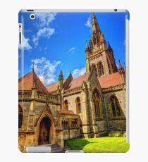 All Saints Church HDR iPad Case/Skin