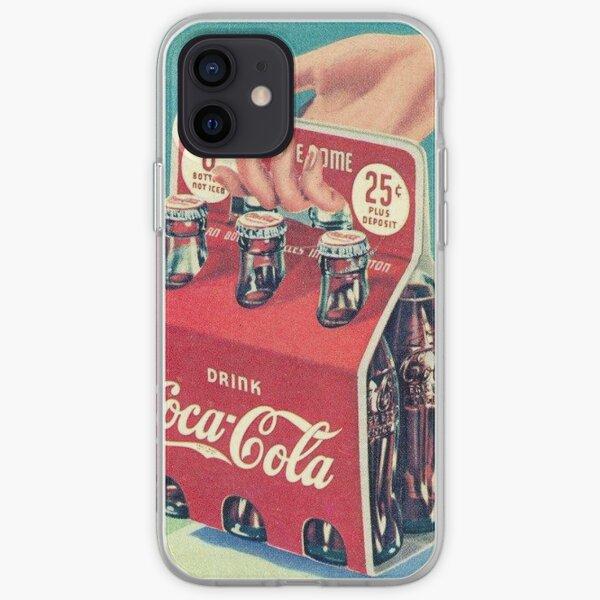 Coca Cola Vintage iPhone Soft Case