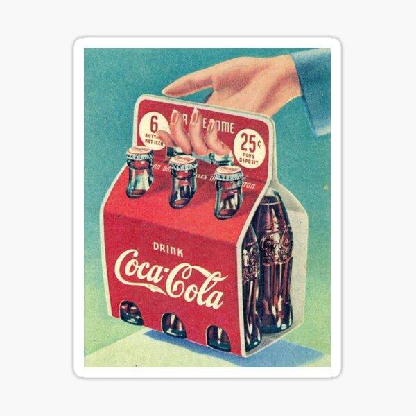Coca Cola Vintage Sticker