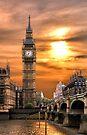 I love London by LudaNayvelt