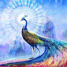 Peacock spectrum by Louis Dyer