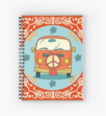 woodstock 1969 Spiral Notebook