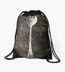 Spooned Drawstring Bag