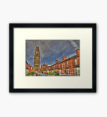 Boston Stump Framed Print