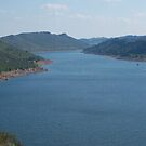 Horsetooth Lake by Essenique