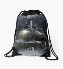 Steppeland Express Drawstring Bag