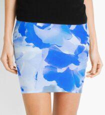 Gingko Blues Mini Skirt