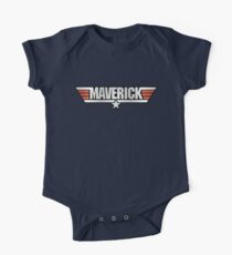 Top Gun Maverick Kids Clothes