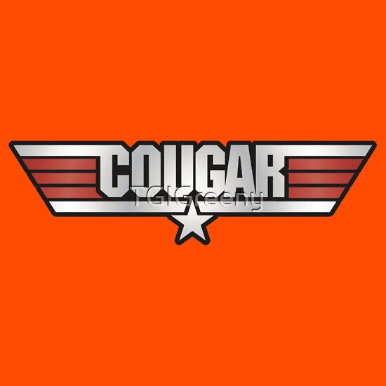 TShirtGifter presents: Top Gun Cougar