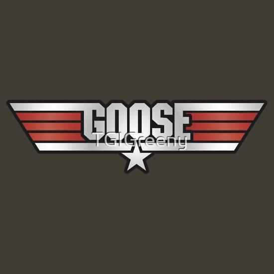 TShirtGifter presents: Top Gun Goose