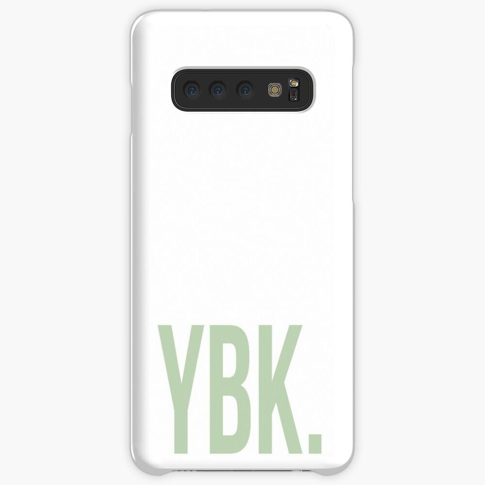 YBK-Jahrbuch Grün Hülle & Klebefolie für Samsung Galaxy