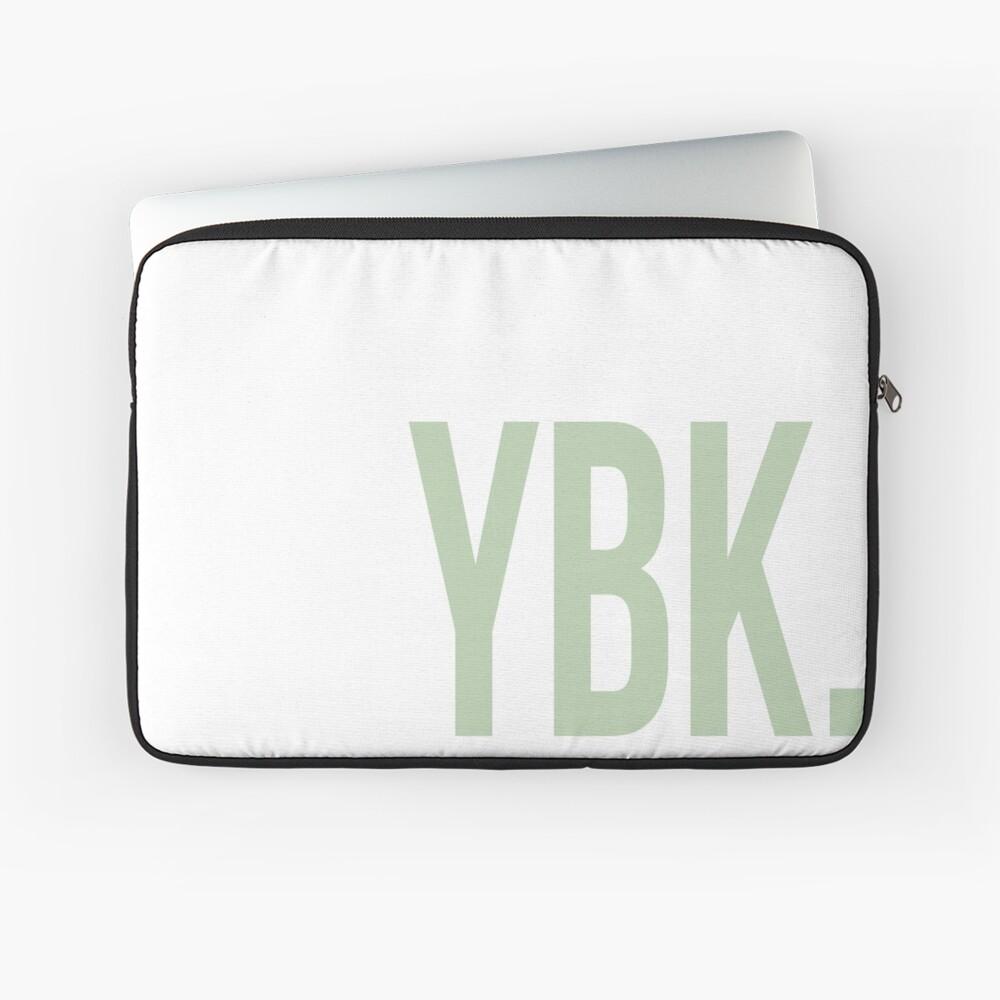 YBK-Jahrbuch Grün Laptoptasche