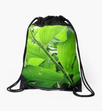 Green - TTV Drawstring Bag