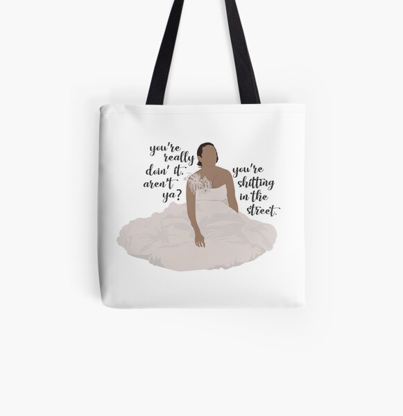 It happened. All Over Print Tote Bag