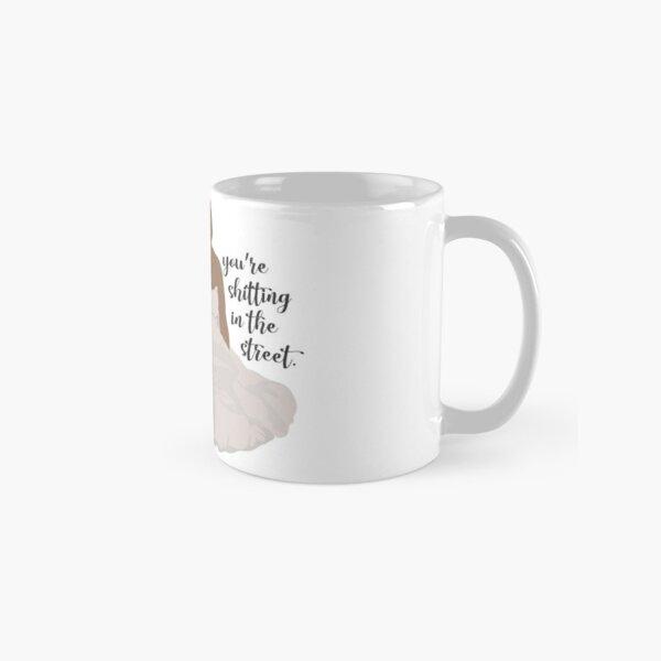 It happened. Classic Mug