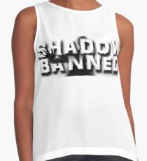 Shadow Banned Contrast Tank