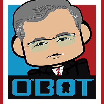 Jeb Bush Politico'bot Toy Robot 3.0 by carbonfibreme