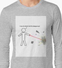 Short People Long Sleeve T-Shirt